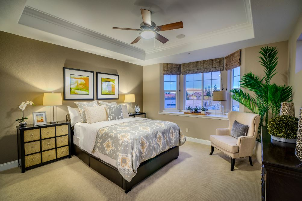 Pikes Model - Guest Bedroom